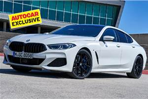 BMW to launch 8 Series Gran Coupe, M8 online