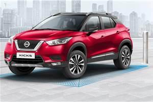 Nissan Kicks set to get 156hp, 1.3-litre turbo-petrol engine
