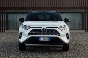 Toyota RAV4-based Suzuki SUV likely to be christened ACross
