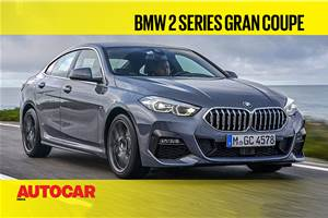 BMW 2 Series Gran Coupe video review
