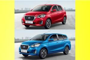 BS6 Datsun Go, Go+ ARAI fuel economy rating revealed