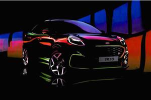 Ford Puma ST confirmed for 2020 reveal
