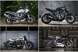 """Harley-Davidson to """"Rewire"""" its business strategy"""