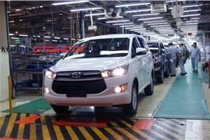 Toyota Kirloskar Motor to restart Bidadi plant in phases