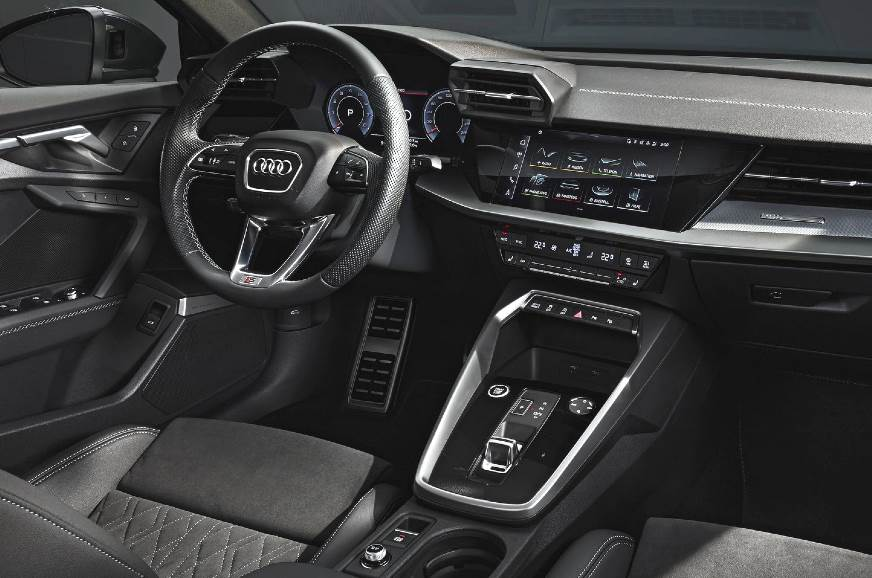 Asymmetric dash, high-set driver-side vents and multiple ...