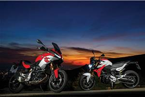 BMW F 900 R, F 900 XR to be launched on May 21