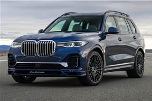 BMW X7-based Alpina XB7 revealed
