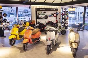 Vespa, Aprilia dealers, workshops reopen in Karnataka