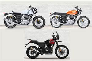 Royal Enfield recalls 15,200 motorcycles across Europe, Korea