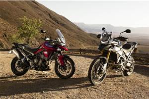 Triumph Tiger 900 teased, India launch soon