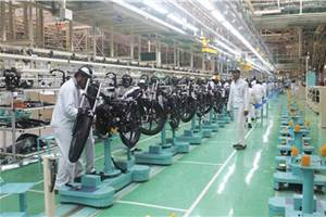 Honda two-wheelers to resume production from May 25