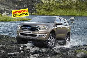BS6 Ford Endeavour introductory pricing extended by three months