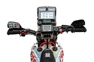 Hero expands rally road book navigator challenge