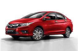Current Honda City to continue with fully loaded variants