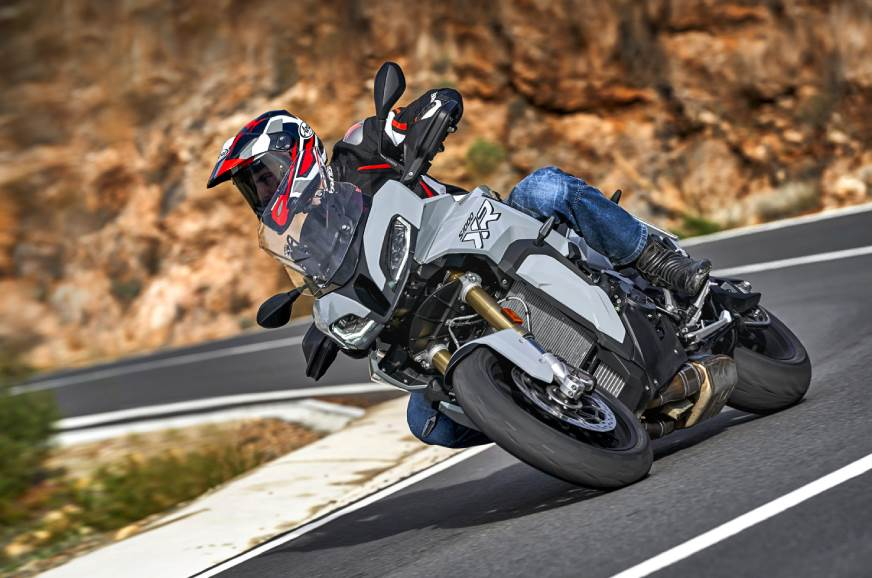 2020 BMW S 1000 XR review, test ride