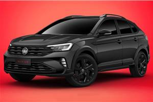 Volkswagen Nivus SUV-coupe world premiere on May 28