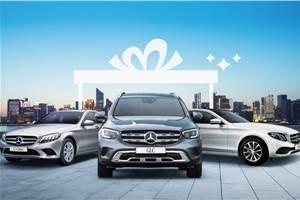 Mercedes-Benz introduces new financial schemes under Wishbox 2.0