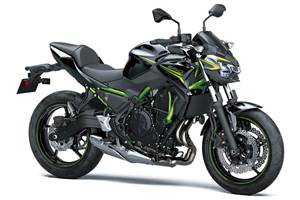 BS6 Kawasaki Z650 launched at Rs 5.94 lakh