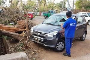Maruti Suzuki takes steps to reduce vehicle damage by Amphan cyclone