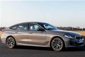 BMW 6 Series Gran Turismo facelift revealed