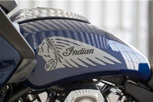Indian Motorcycle files trademark for two new names