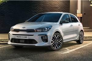 Kia Rio facelift revealed
