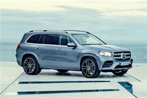New Mercedes-Benz GLS India launch on June 17