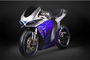 Emula Concept EV emulates petrol-powered motorcycles