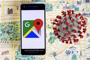 Google Maps gets COVID-19-related features