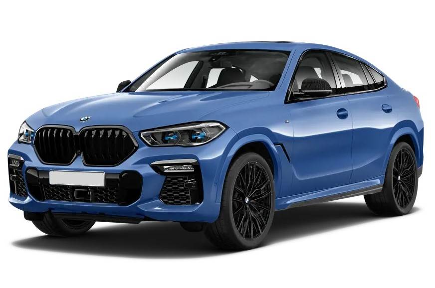 2020 BMW X6 launched at Rs 95 lakh