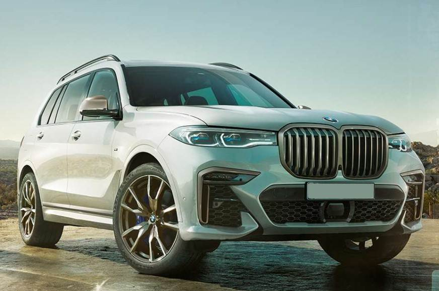 BMW X7 M50d launched at Rs 1.63 crore