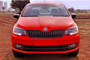 Skoda confident of retaining market share with petrol-only Rapid
