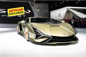 Lamborghini to abandon motor shows, focus on exclusive customer events