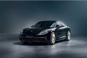 Porsche Panamera 4 10 Years Edition launched at Rs 1.60 crore
