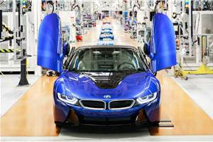 BMW i8 production comes to an end