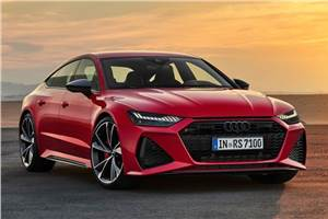 2020 Audi RS7 India launch soon