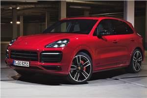 New Porsche Cayenne, Cayenne Coupe GTS revealed