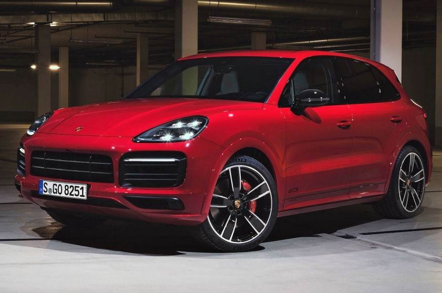 New Porsche Cayenne, Cayenne Coupe GTS revealed