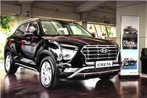 55 percent of Hyundai Creta bookings are for diesel versions