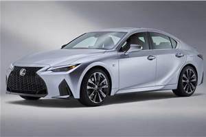 2021 Lexus IS revealed with fresh styling, new tech and enhanced chassis