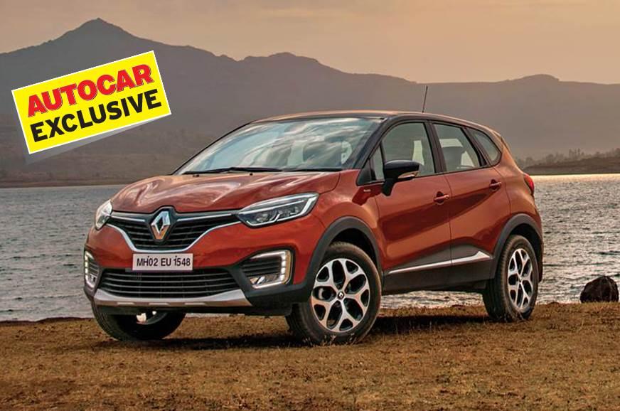 Renault Captur discontinued in India