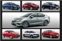 2020 Honda City vs rivals: Specification comparison