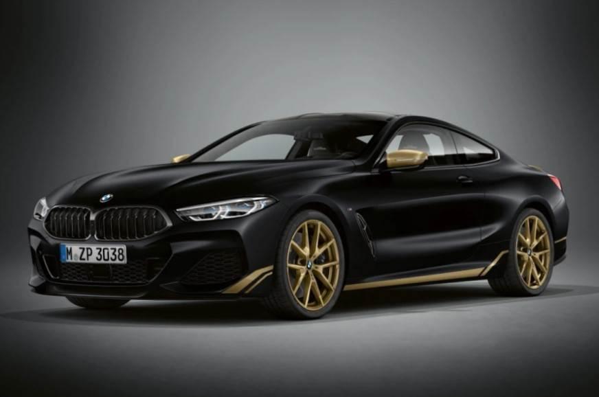 BMW 8 Series Golden Thunder Edition revealed