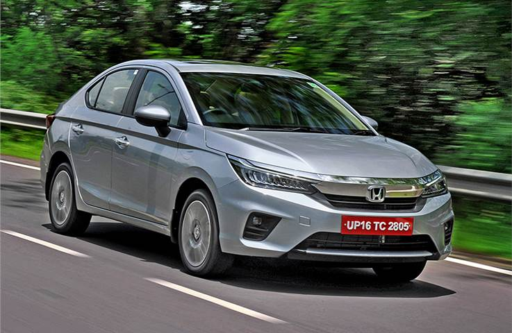 2020 Honda City review, test drive