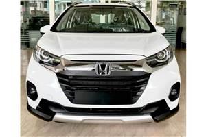 2020 Honda WR-V facelift India launch on July 2