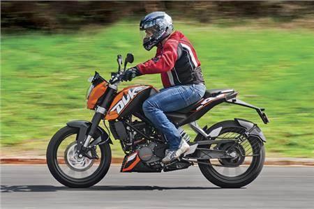 ABS for KTM 200 Duke