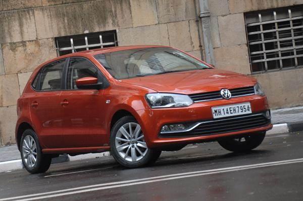 VW Polo onboard diagnostics