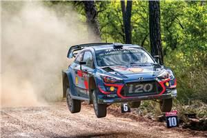 World Rally Championship: Rally Turkey Experience