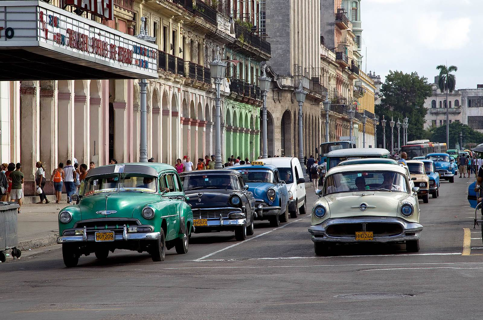 Picture special: Cars in Cuba