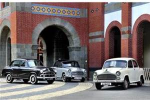 Hindustan Ambassador - The car that refused to die